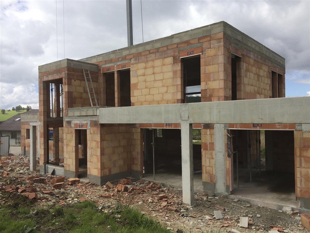 Mission confiée : conception permis de construire - 2014