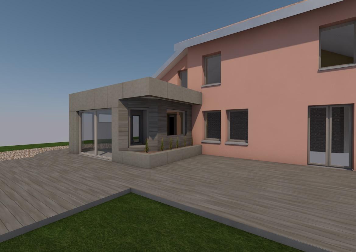 Extension de maisons à pontarlier
